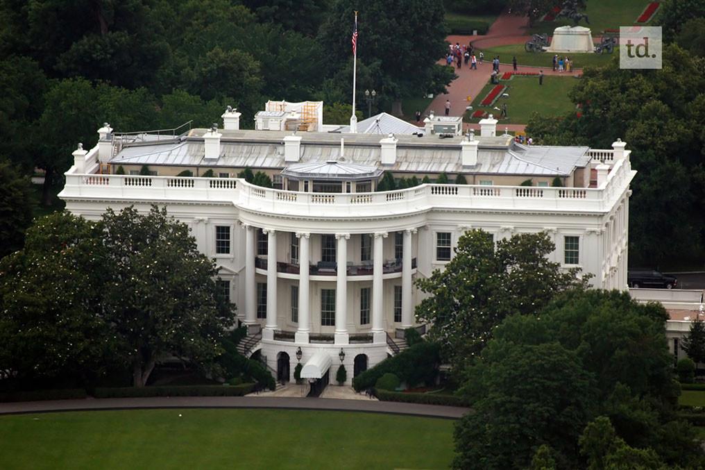 Panique la maison blanche togo diplomatie for A la maison blanche
