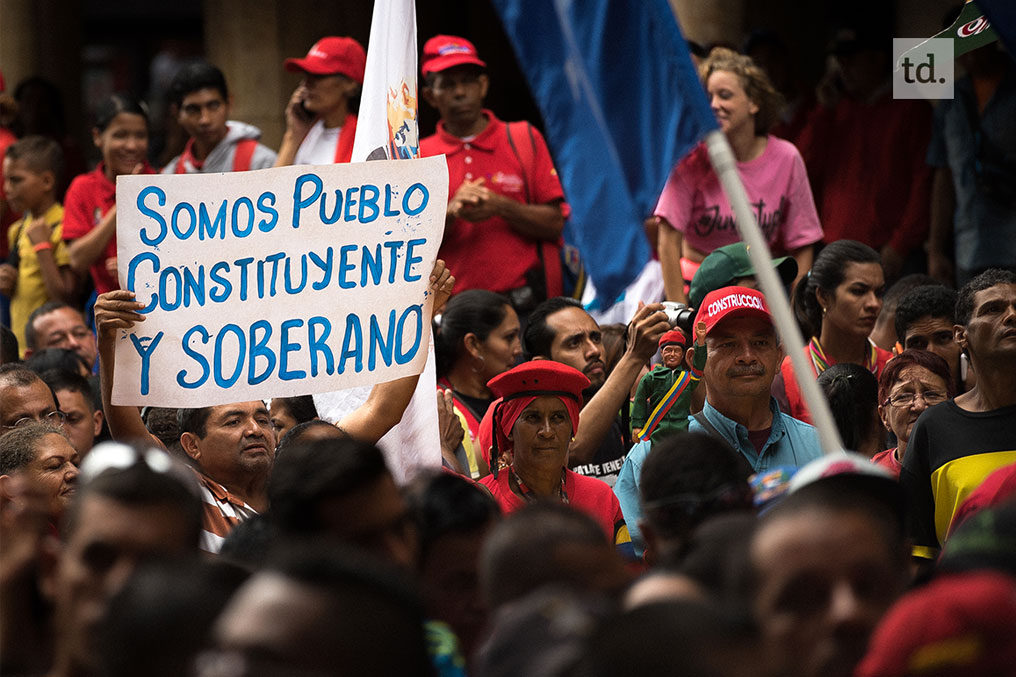 Venezuela : la contestation continue