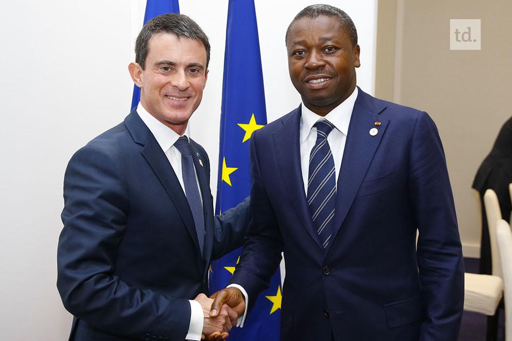Prochaine visite du premier ministre fran ais togo for Ministre francais