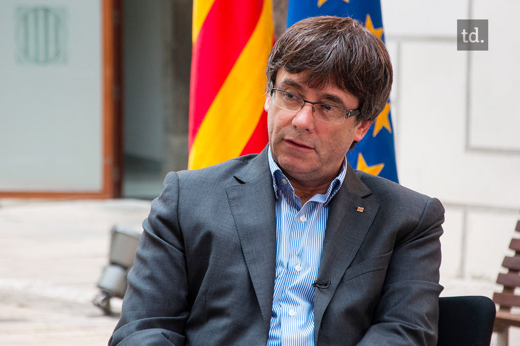 Catalogne : 'Wake Up Europe!'