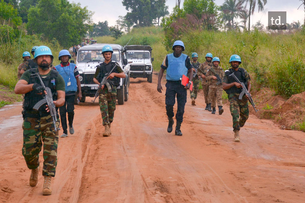 RDC : l'ONU renforce la mission de la Monusco