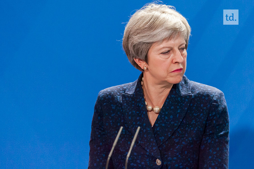 Brexit : Theresa May veut éviter le 'no deal'